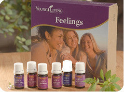 YL Feelings Kit - Essential Oil Collection