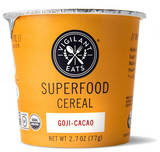 Vigilant Eats Organic Superfood Oat-based Cereal (3oz)|  Vigilant Eats 有機燕麥穀物超級食品 (3安士)
