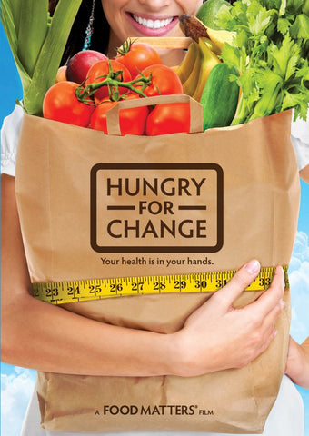 DVD : Hungry for Change