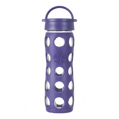 16 oz Glass Beverage Bottle with Silicone Sleeve (475ml)| 16安士玻璃樽(配矽膠外層)(475毫升)