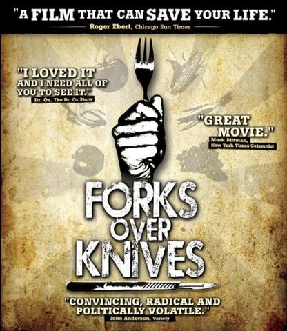 DVD : Forks Over Knives