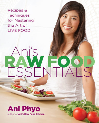 BOOK : Ani's Raw Food Essentials