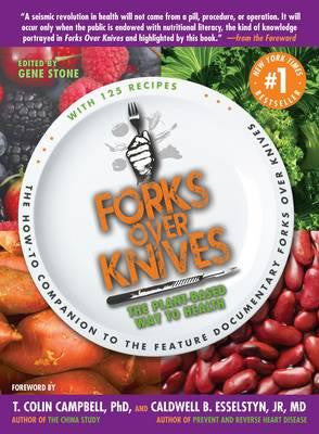 BOOK : Forks Over Knives - The Plant-Based Way to Health
