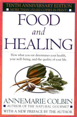 BOOK : Food and Healing