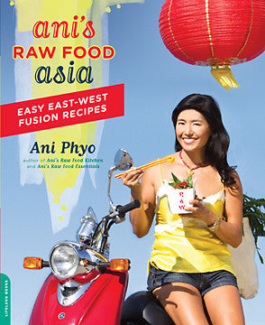 BOOK : Ani's Raw Food Asia