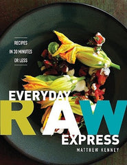 BOOK : Everyday Raw Express