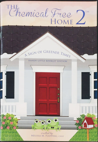 BOOK : The Chemical Free Home Book 2