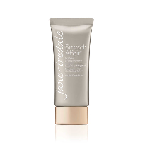 Jane Iredale Smooth Affair - for Oily Skin - Facial Primer & Brightener (50ml)| Jane Iredale 亮麗柔滑控油打底乳液 (50毫升)