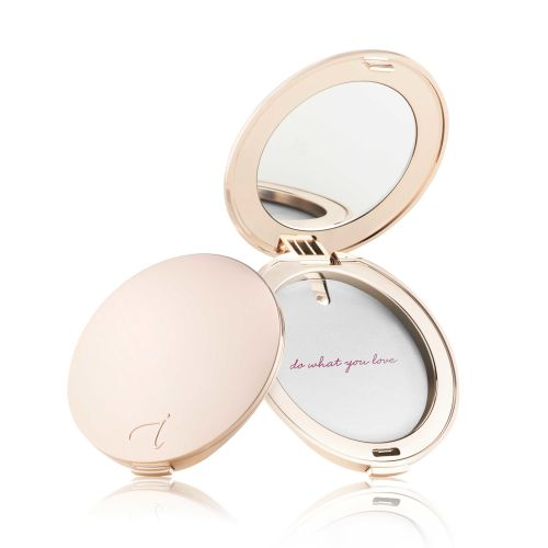 Jane Iredale Rose Gold Refillable Compact | Jane Iredale 玫瑰金淨粉餅盒