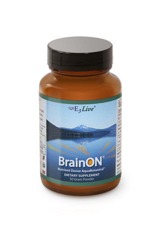 E3Live BrainON Powder (50g)