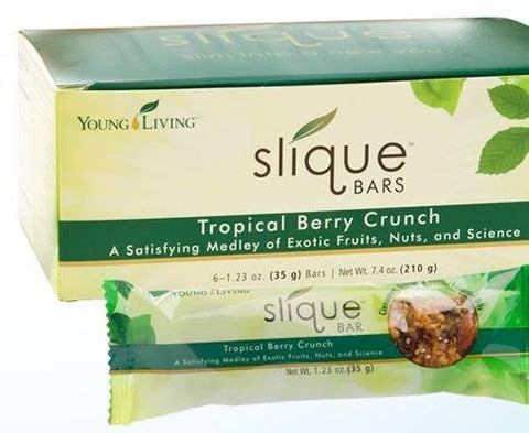 YL Slique Bar (6bars) | YL 輕食能量棒 (6包)