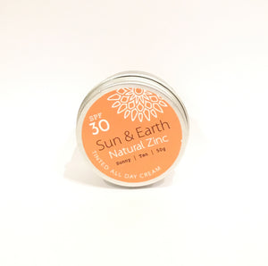 Sun and Earth - Natural Zinc Sunny