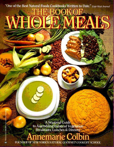 BOOK : The Book of Whole Meals