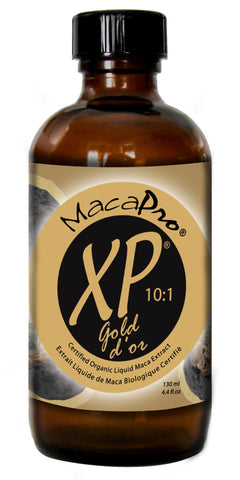 MacaPro XP - Liquid Maca Extract XP 10:1 Gold (130ml) | MacaPro XP金裝瑪卡10:1精華液  (130毫升)