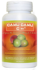 Camu Camu C++ Fruit Extract 30:1 Powder Capsules (120caps) |卡姆果粉膠囊 30:1 (120粒)