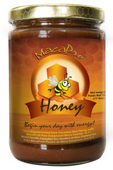HoneyPro® Raw Honey with MacaPro Raw Gelatinized Powder (500g) | HoneyPro®低溫糊化6:1濃度瑪卡生機蜜糖 (500克)