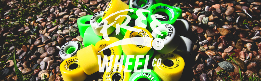 Free Wheel Co. Longboard Skateboard Wheels