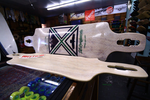 DB Longboards DTX
