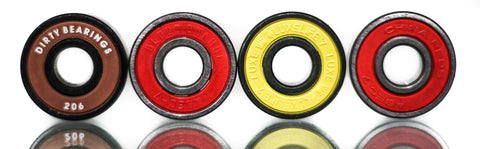 Longboard Skateboard Bearings