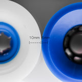thick lipped longboard wheels compared to thin lipped longboard wheels