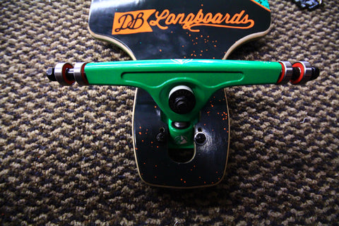 Atlas Trucks and DB Longboards