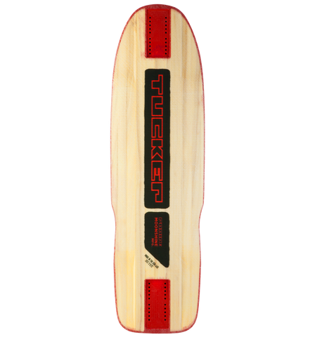 Moonshine: Tucker Longboard Skateboard Deck
