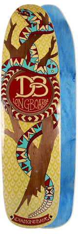 DB Diamondback Longboard Deck