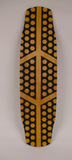 Seismic: Codex Longbard Skateboard Deck