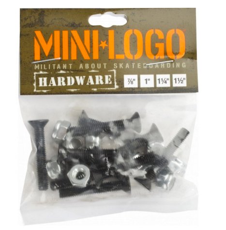 Mini Logo: Hardware (various sizes)