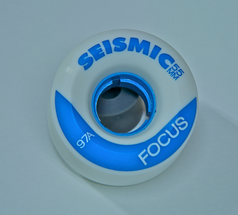 Seismic: 55mm Focus Skateboard Wheel
