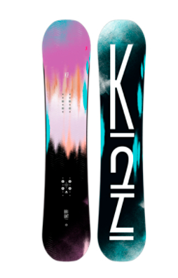 K2: Bright Lite Women's Snowboard Deck