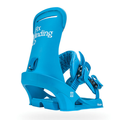 Fix: Winslow Snowboard Bindings (Royal)