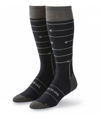 Dakine: Thinline Sock (Black/Jungle)