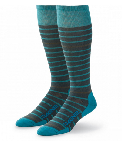 Dakine: Thinline Women's Socks (Black/Indica)