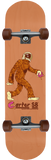 Carter SB: Space Squatch Skateboard Complete