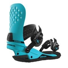 Union: Strata Snowboard Bindings (Hyperblue)