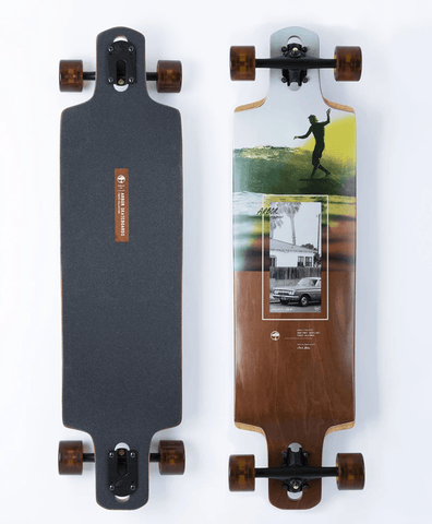 Arbor: Drop Cruiser Photo Longboard Complete - Motion Boardshop