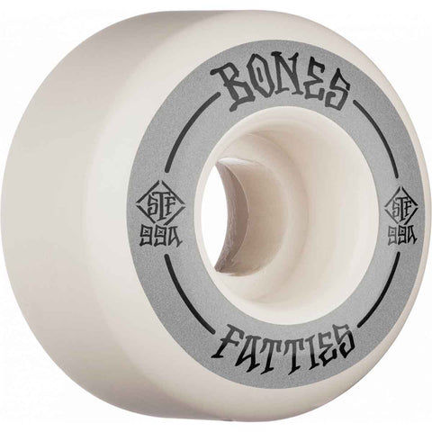 Bones: STF Fatties Skateboard Wheels - Motion Boardshop