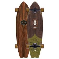 "Arbor: Sizzler Groundswell 32"" Longboard Skateboard Complete"
