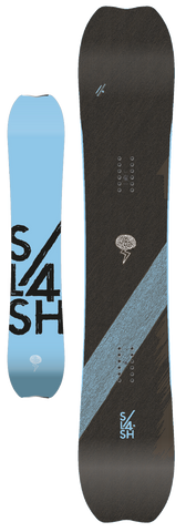 Slash: Brainstorm 2018 Snowboard Deck