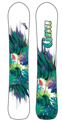 GNU: 2021 Chromatic Women's Snowboard Deck - Motion Boardshop