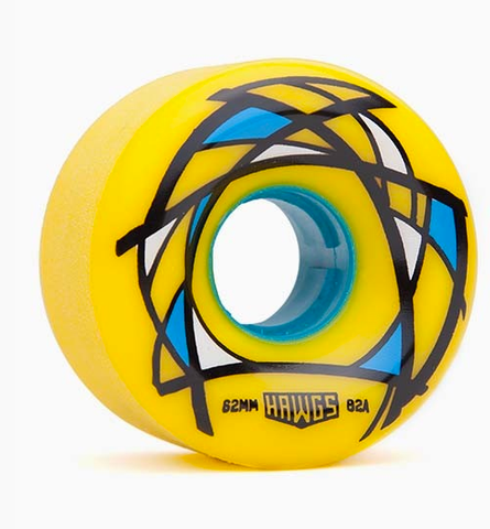 Hawgs: 62mm Venables Longboard Skateboard Wheel - Motion Boardshop