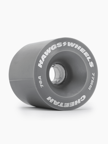 Hawgs: 77mm Cheetah 76a Longboard Skateboard Wheels - Motion Boardshop