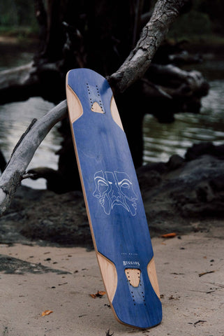 Beggars Supply Co: Guise Longboard Skateboard Deck