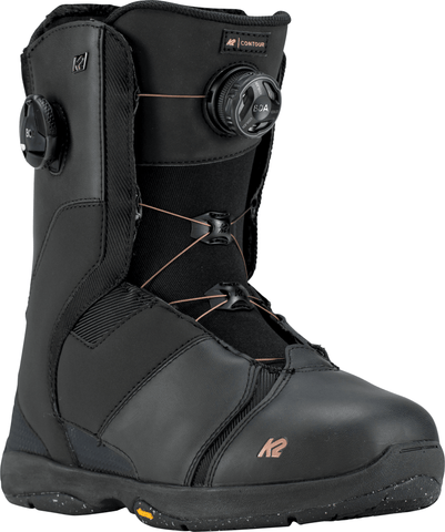 K2: 2019 Contour Women's Snowboard Boots - Motion Boardshop