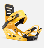 K2: 2020 Formula Snowboard Bindings (Mustard) - Motion Boardshop