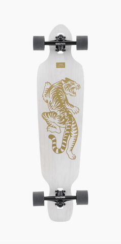 Landyachtz: Battle Axe Bengal Longboard Complete - Motion Boardshop