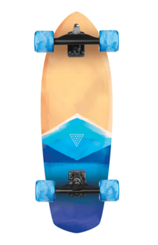 Landyachtz: Pocket Knife Watercolor Longboard Complete - Motion Boardshop