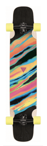 "Landyachtz: Stratus Spectrum 46"" Longboard Deck - Motion Boardshop"