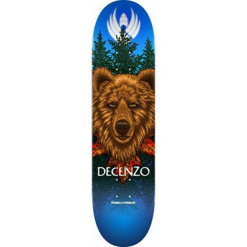 Powell: Pro Scott Decenzo Bear Skateboard Deck - Motion Boardshop